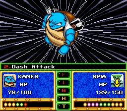 Pirate Games - Pokemon Stadium - SNES - Gameplay screenshot