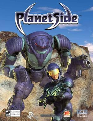 Planet Side cover