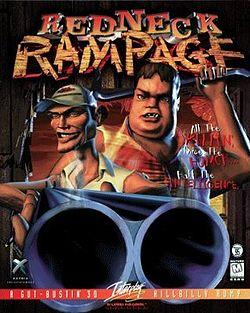 Redneck Rampage Box