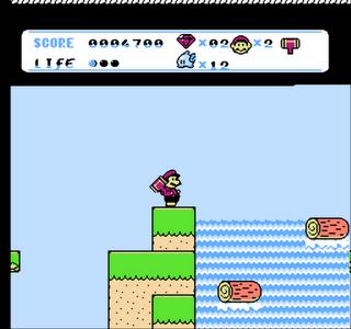 Super Bros 8 - Gameplay Screenshot 1
