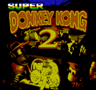 Super Donkey Kong 2 - Pirated Games - Gameplay Screenshot
