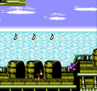 Super Donkey Kong 2 - Pirated Games - Gameplay Screenshot