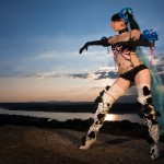 Zafina cosplay 04 Tekken 6 by Nebulaluben