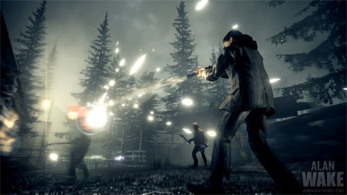 Alan Wake the signal