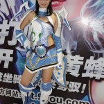 china cosplay girl