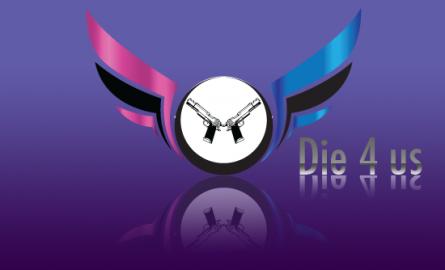 die 4 us logo