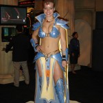 everquest cosplay babe