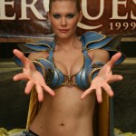 everquest cosplay girl