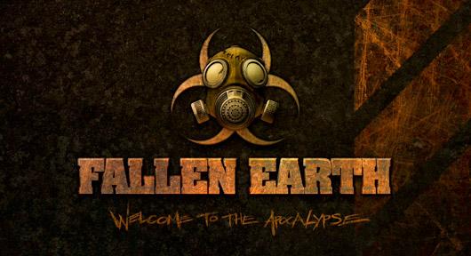 Fallen Earth logo