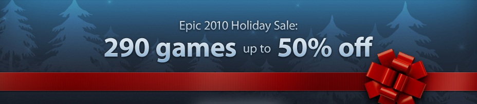 gog holiday sale banner