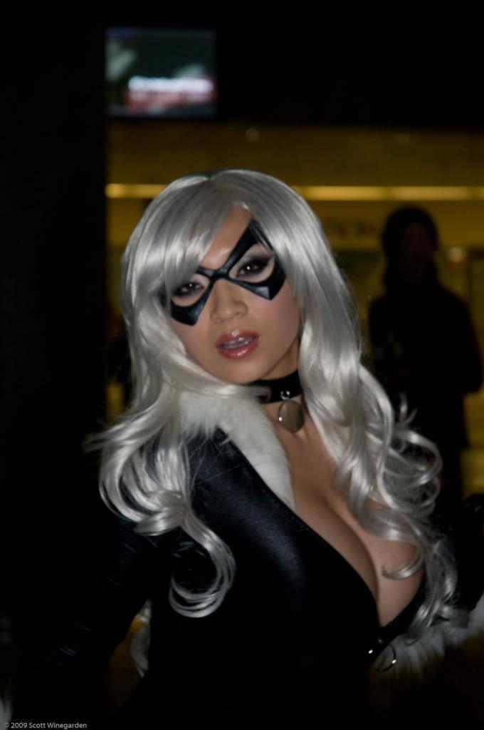 sexy blackcat pic