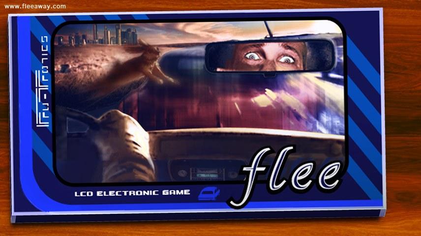 Flee splash screen