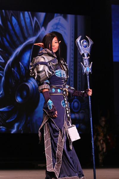 world of warcraft cosplay girl