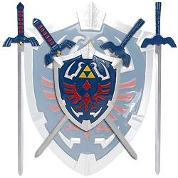 zelda sword and shield