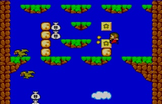 Alex Kidd - Miracle World