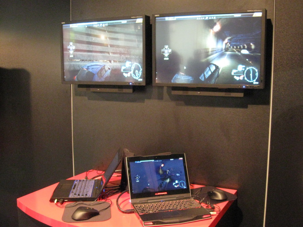 Alienware &#038; Verizon take gaming on the road