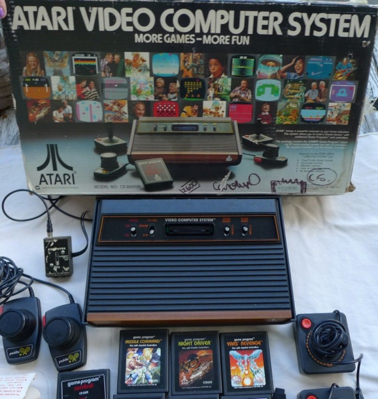 Atari-Computer-System