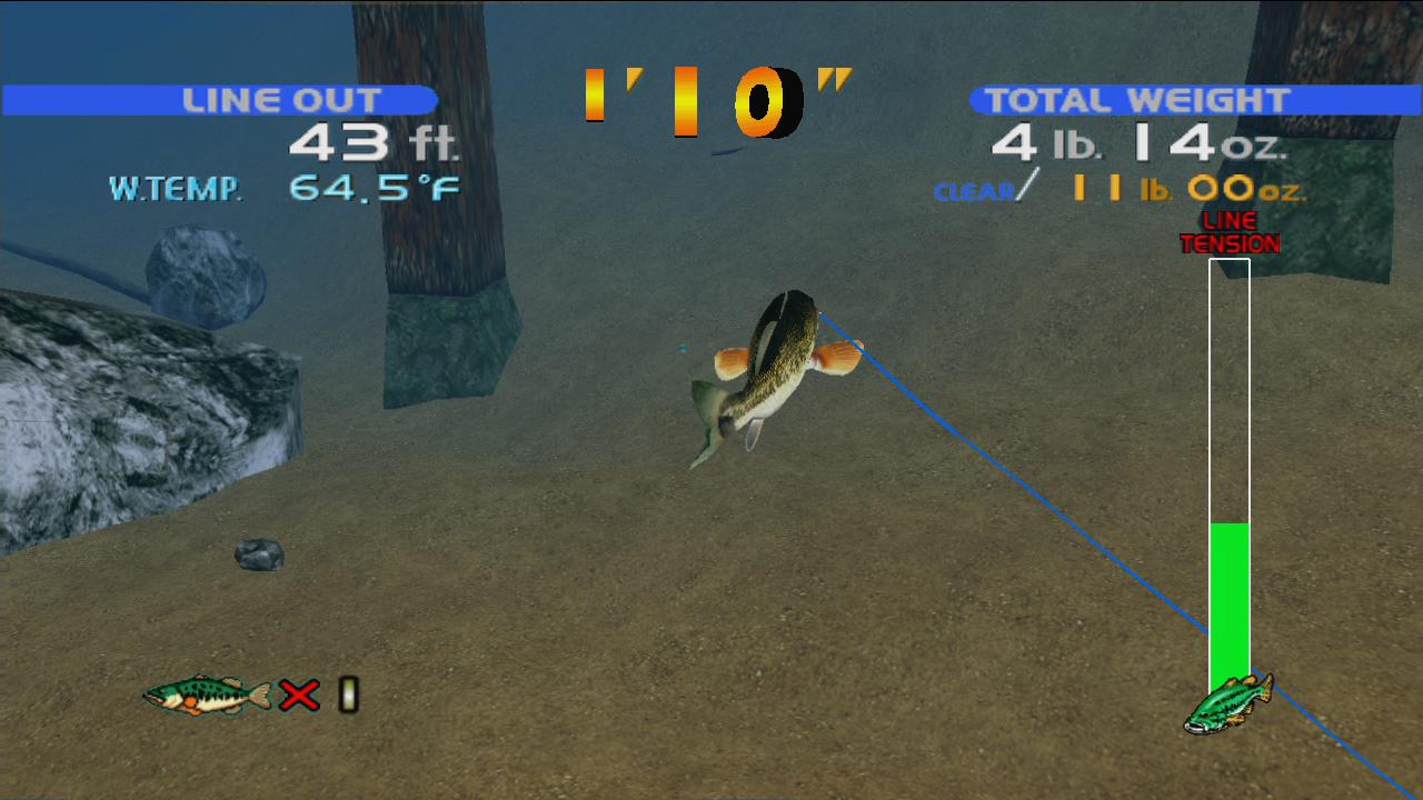 Bass Fishing screenshot 3