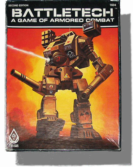 Battletech Box