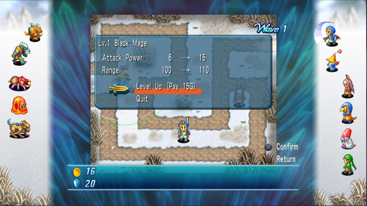 Crystal Defenders ScreenShot 9