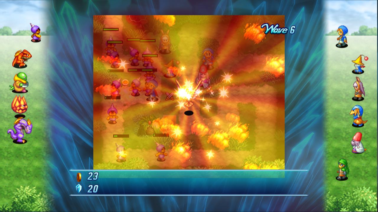 Crystal Defenders ScreenShot 4