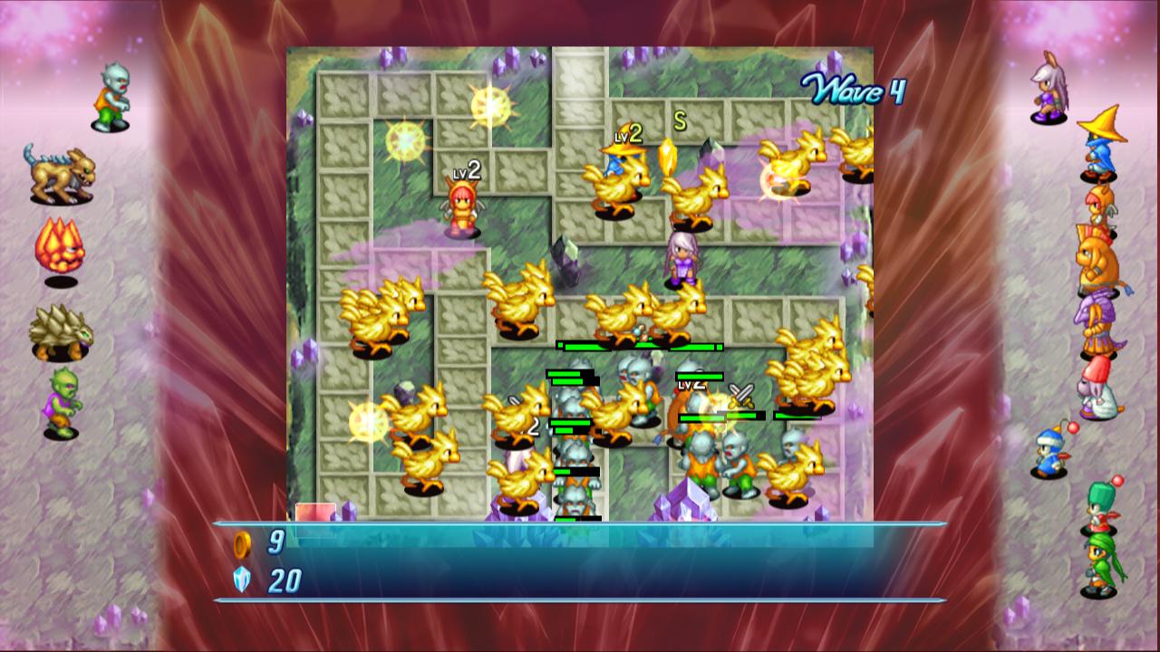 Crystal Defenders ScreenShot 5