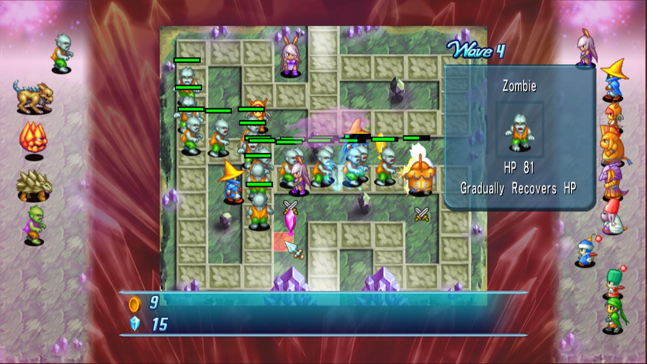 Crystal Defenders ScreenShot 7