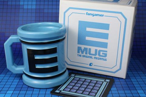 E-Mug Mega Man coffee cup