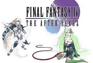 Final Fantasy IV The After Years - Video Game Screenshot