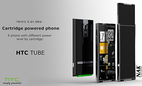 HTC Tube