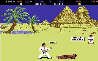 International-Karate-commodore-64