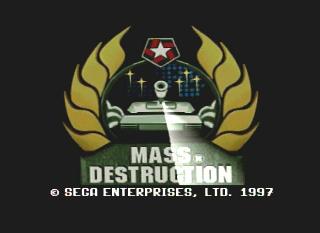 Mass Destruction - Gameplay Screenshot