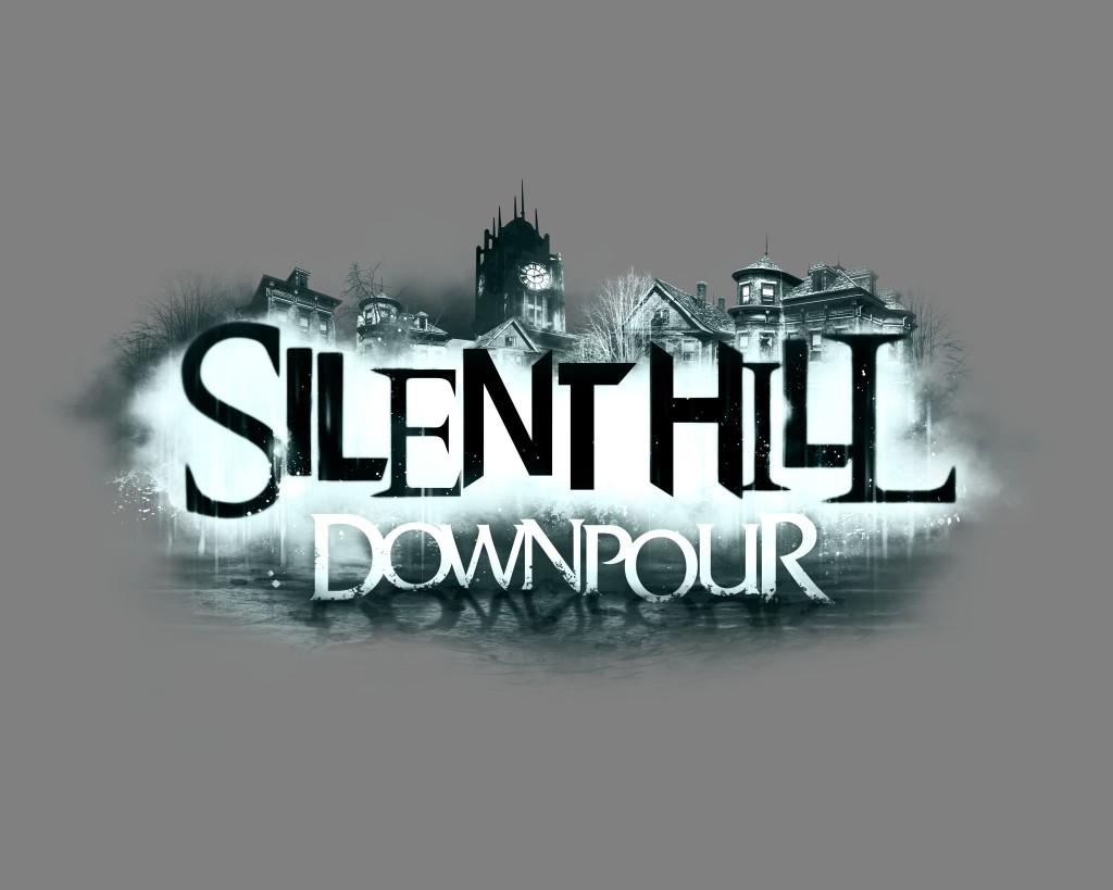 Silent Hill Downpour logo