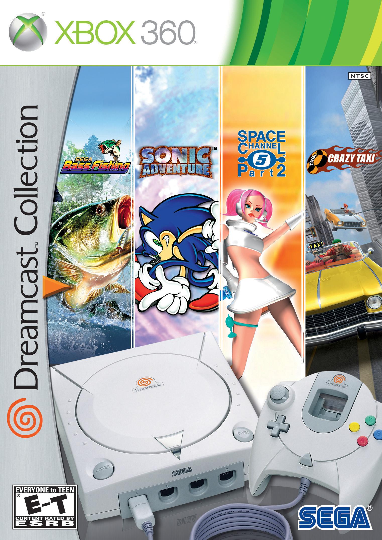 Sega Dreamcast Collection Box