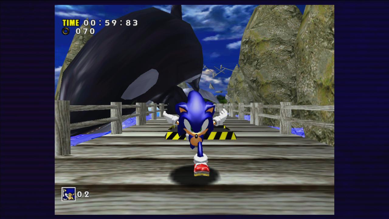 Sonic Adventure Screenshot 3