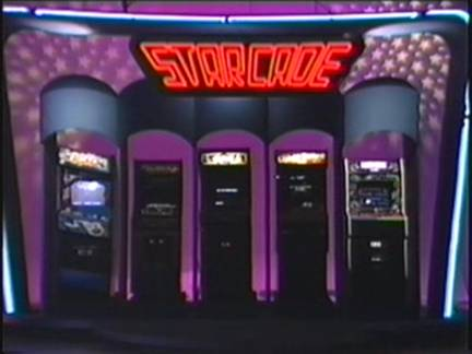 Starcade Arcade Studio