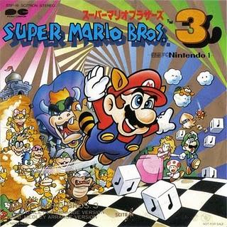 Super Mario Bros 3 - Gameplay Screenshot 1