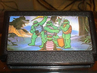 TMNT 2 Pirate Famicom