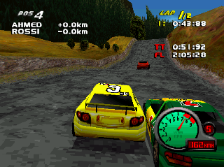 Top Five PlayStation: Racing Games