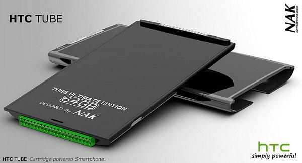 HTC Tube Cartridge Design