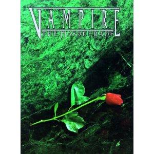 Vampire The Masquerade book