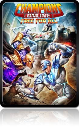 Champions Online Free for All Box
