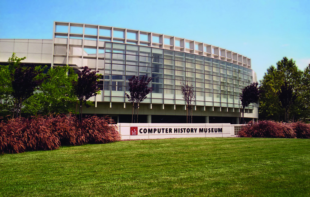 The Computer History Museum building