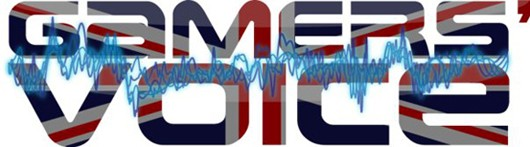 Gamers Voice UK logo