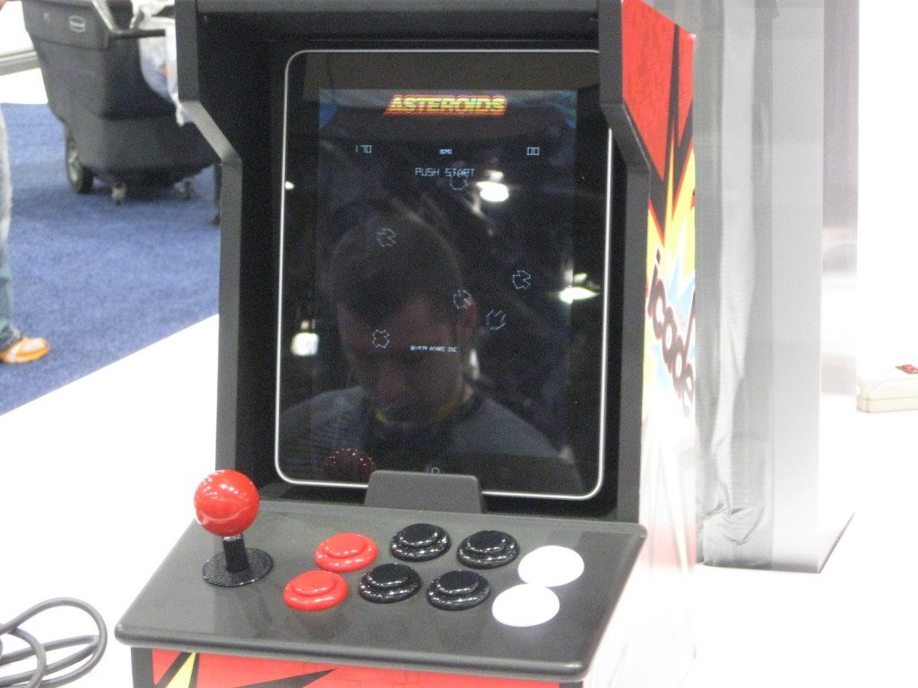 CES Report 2011: Classic Gaming Lives