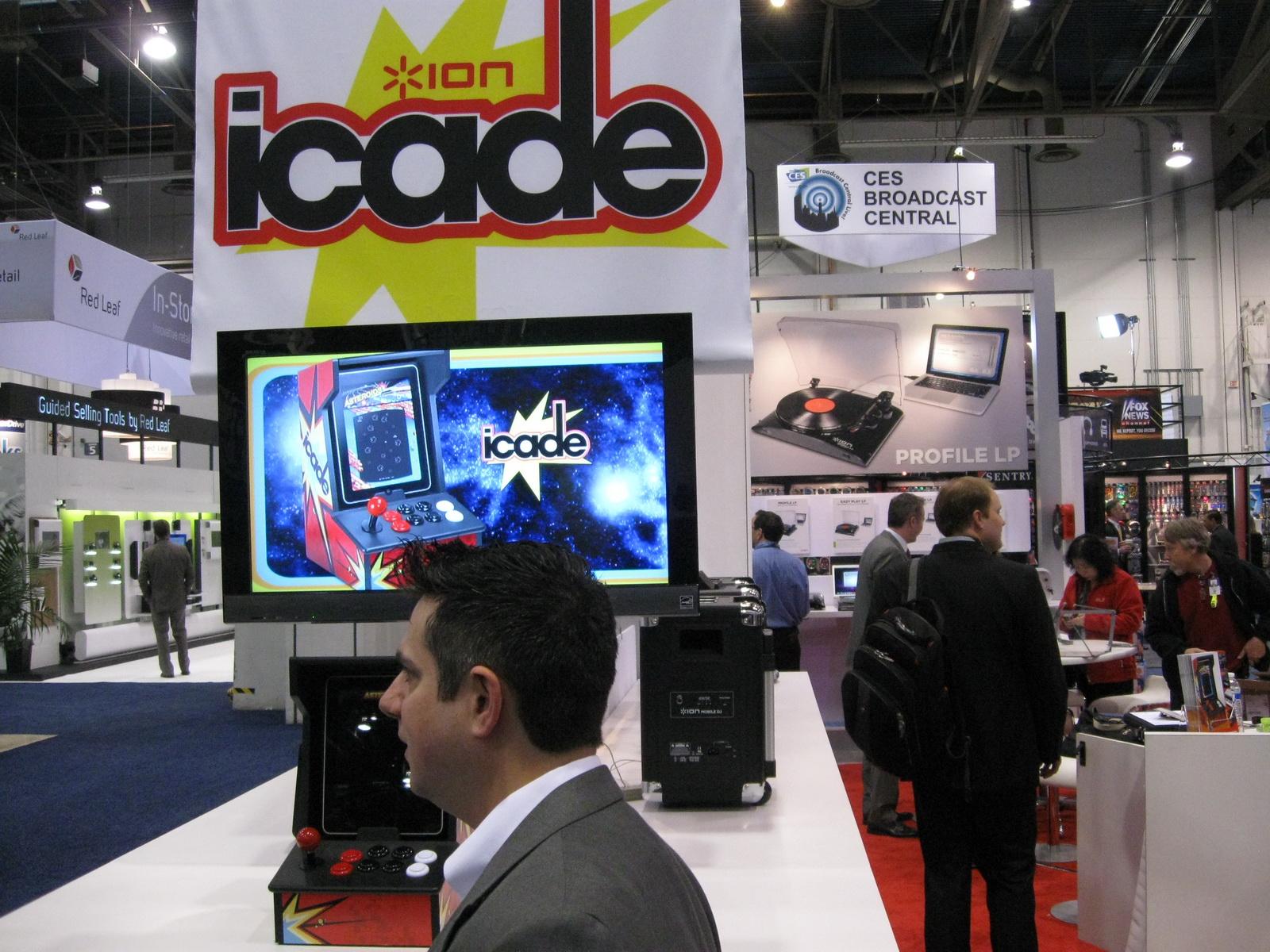 iCADE presentation