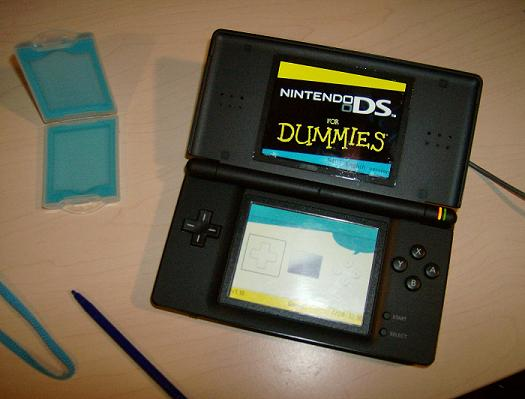 How to Mod your Nintendo DS