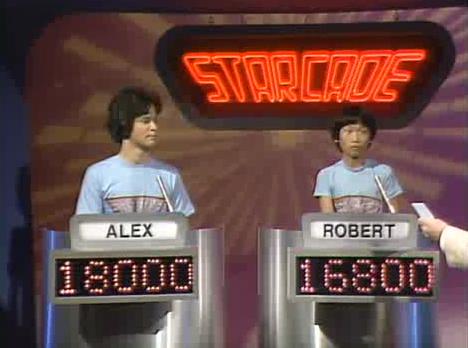 Starcade Contestants