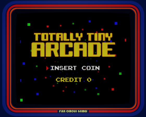 totally tiny arcade