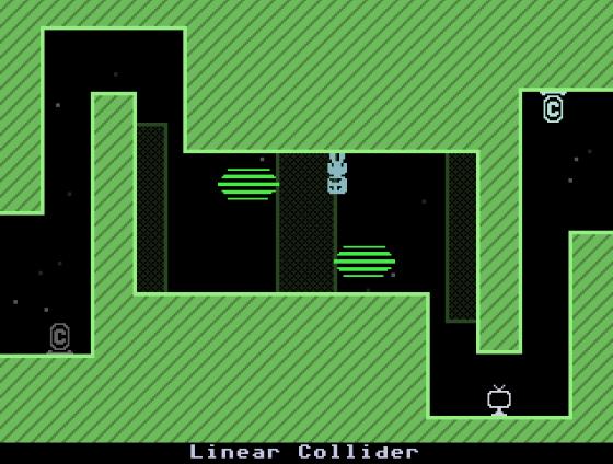 vvvvvv - gameplay screenshot